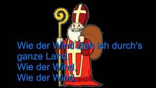 Download Guten Tag ich bin der Nikolaus mit Text Video