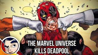 Download Deadpool ″Marvel Universe Kills Deadpool″ - Legacy Complete Story Video