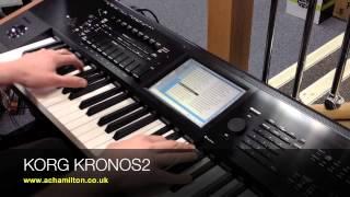 Download KORG KRONOS 2 (KRONOS 2015) Demo - Sounds / Combis Video