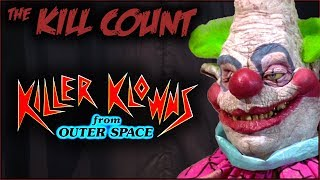 Download Killer Klowns from Outer Space (1988) KILL COUNT Video