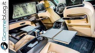Download 2019 Bentley Mulsanne - INTERIOR Video