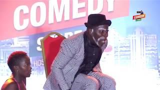 Download Alex Muhangi Comedy Store Feb 2019 - Jajja Bruce Video