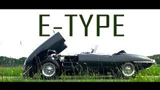 Download JAGUAR E-TYPE S1 3.8 Litre Convertible 1962 - Full test drive in top gear - Engine sound | SCC TV Video