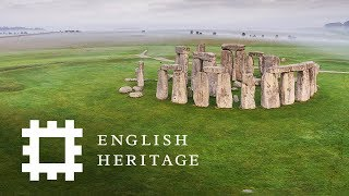 Download A 360° View of Stonehenge Video