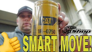 Download SAVE YOUR INJECTORS! 6.7 Cummins CAT Fuel Filter Kit Installation Video