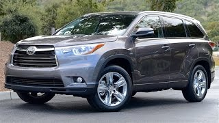 Download 2016 Toyota Highlander Review-GREAT USE OF SPACE Video