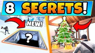 Download Fortnite: ONLY THE BEST KNOW These 8 Season 7 SECRETS! - Hidden Rift/More! (Battle Royale Gameplay) Video