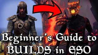Download BEGINNER'S Guide to BUILDS in ESO (Elder Scrolls Online Tips for PC, Xbox One, and PS4) Video
