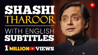 Download LEARN ENGLISH | SHASHI THAROOR - Britain owes reparations to India (English Subtitles) Video