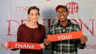 Download Thank You Denison Donors! Video