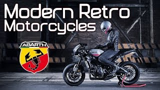 Download 9 Most Beautiful Retro Bikes Currently In Production Video