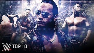 Download The Rock Layeth the SmackDown on WWE Top 10 - WWE Top 10 Video