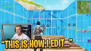 Download Tfue Teaches You How to Edit Faster in Fortnite | Fortnite Best Moments #98 Video