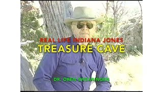 Download Real life Indiana Jones tells his story, The cave full of gold. Video