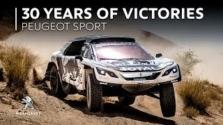 Download 30 years of victories - Peugeot Video