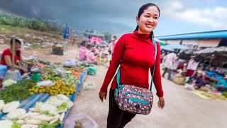 Download LIFE in a CAMBODIAN VILLAGE, Cambodia's Local Markets Video