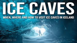 Download ICE CAVES   Landscape Photography in Iceland   4K Video