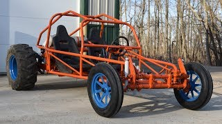 Download Restoring a VW Sand Rail Video