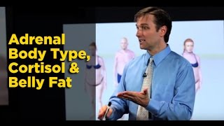 Download Adrenal Body Type, Cortisol & Belly Fat! Video
