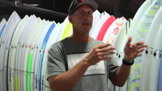 Download How to choose the right size surfboard - ″The Big 3″ Video