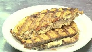 Download How to Make a Tuna Panini : It Takes Tuna Video