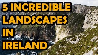Download 5 Incredible Landscapes in Ireland via Google Maps Video