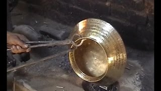 Download Traditional brass and copper craft of utensil making among the Thatheras of Jandiala Guru Video