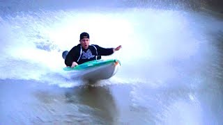 Download Worlds Fastest TINY Boat EVER!! Video
