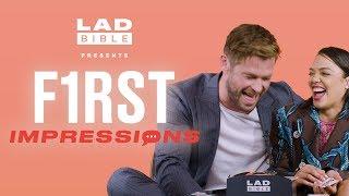 Download Chris Hemsworth's impression of Chris Pratt is hilarious! | First Impressions Video