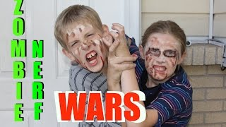 Download Zombie Nerf Wars Video