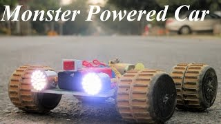 Download How To Make Monster Car - electric car Video