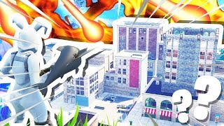 Download DID TILTED TOWERS BLOW UP?!?! (Fortnite Battle Royale) Video