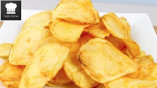 Download HOW TO MAKE POTATO CHIPS / CRISPS Video