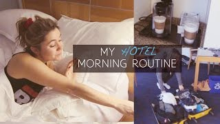 Download MY HOTEL MORNING ROUTINE | Hey Nadine Video
