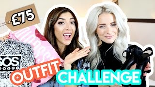 Download £75 OUTFIT CHALLENGE with InTheFrow! | Amelia Liana Video