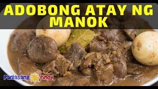 Download Adobong Atay ng Manok with Perfectly Boiled Eggs Video