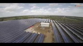 Download Aditya Birla Solar Power Plant installed by Sai Enterprises Video