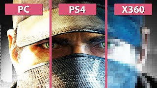 Download Watch Dogs - PC vs. PS4 vs. Xbox 360 Graphics Comparison Video