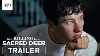 Download The Killing of a Sacred Deer | Playdate | Official Trailer 2 HD | A24 Video
