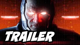 Download Injustice 2 Trailer Reaction Gameplay and Cut Scenes - Darkseid and Braniac Video