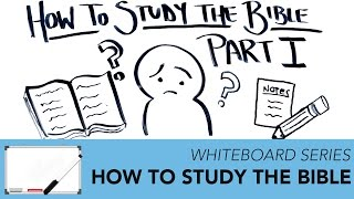 Download How To Study Your Bible PART 1 | Whiteboard Series - Impact Video Ministries Video