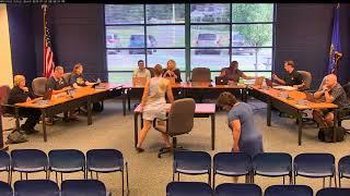 Download 2018 07 23 School Board Meeting Video