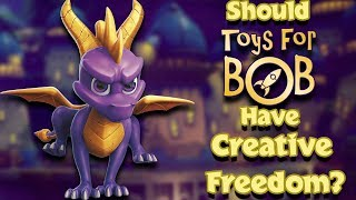 Download Spyro Reignited - Should Toys for Bob Have Creative Freedom? Video