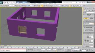Download 3ds max snap ile pencere yerleştirme Video