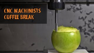 Download CNC Machinist's Coffee Break Video