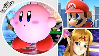 Download Super Smash Bros Ultimate Intro Opening Cutscene Movie (2018) Video