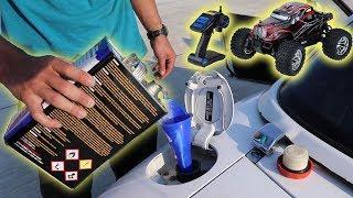 Download We Put NITRO R/C CAR Fuel In Our ACTUAL Car! Video