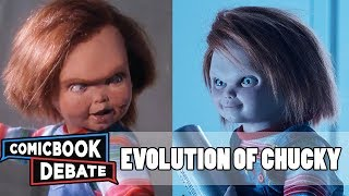 Download Evolution of Chucky in Movies & TV in 6 Minutes (2017) Video