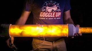 Download HOLDING AN EXPLOSION at 20,000 fps - Smarter Every Day 156 Video