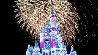 Download Wishes - Cinderella Castle Fireworks Video